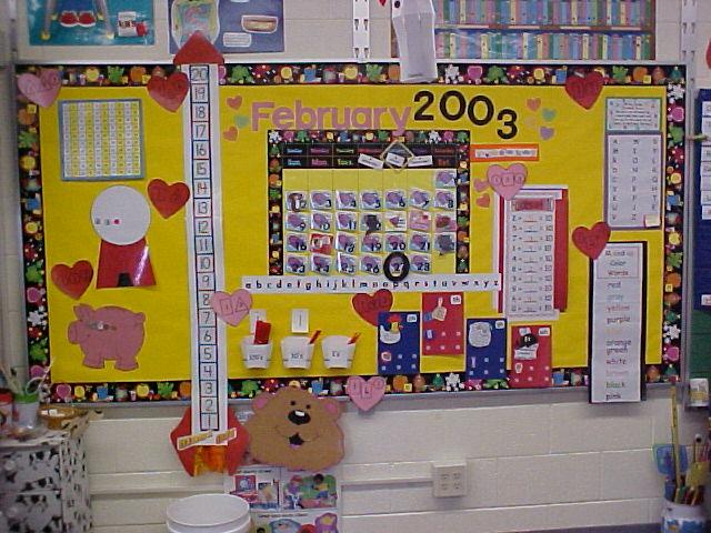 Number Names Worksheets number words chart : Kindergarten Interactive Calendar